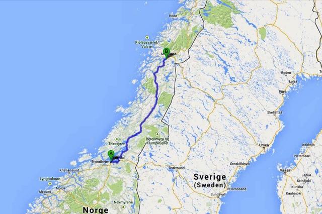 Itinerario 3