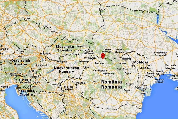 Mappa Budesti