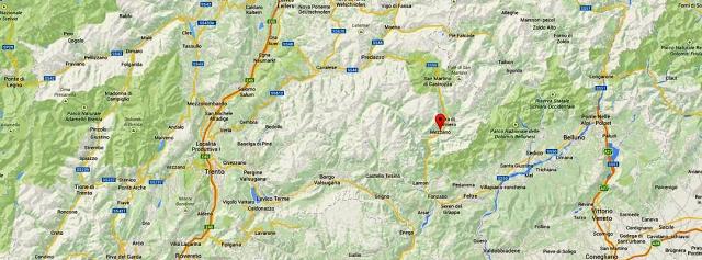 Mappa Mezzano