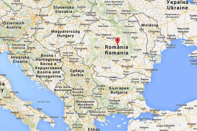 Mappa Viscri